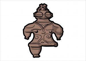 縄文時代の土偶