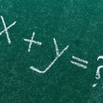 中2数学「式の計算」単項式と多項式、次数、同類項について